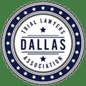 Dallas Trial Lawyers Association Badge